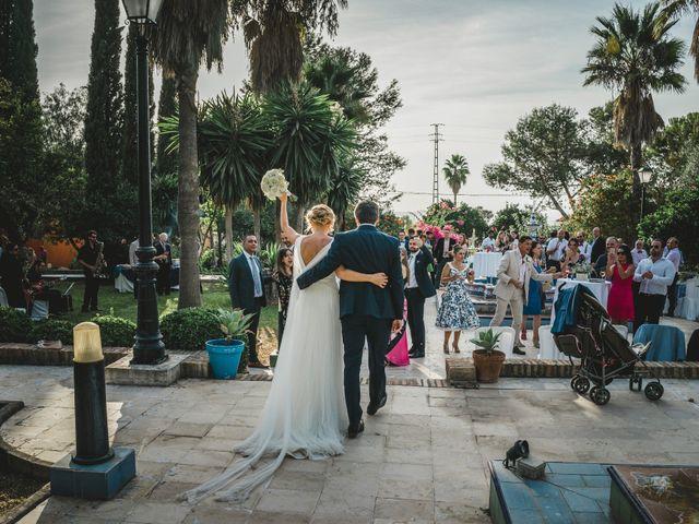 La boda de Jacobo y Fleur en Sanlucar La Mayor, Sevilla 86