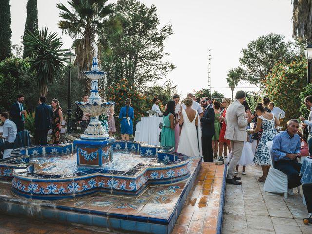 La boda de Jacobo y Fleur en Sanlucar La Mayor, Sevilla 88