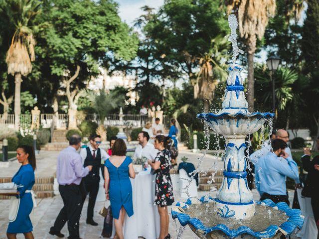 La boda de Jacobo y Fleur en Sanlucar La Mayor, Sevilla 90
