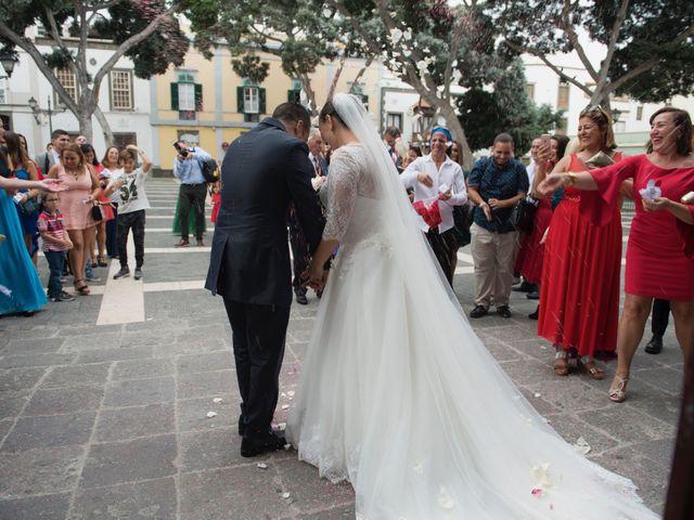 La boda de Mandy y Jasmina en Las Palmas De Gran Canaria, Las Palmas 2