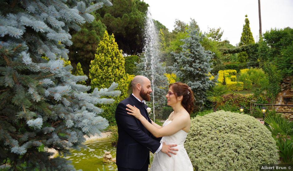 La boda de David y Naisi en Montornes Del Valles, Barcelona