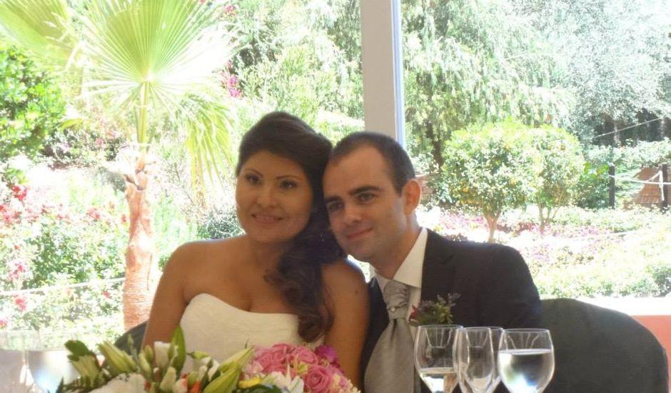 La boda de Karina y Rafael en Málaga, Málaga
