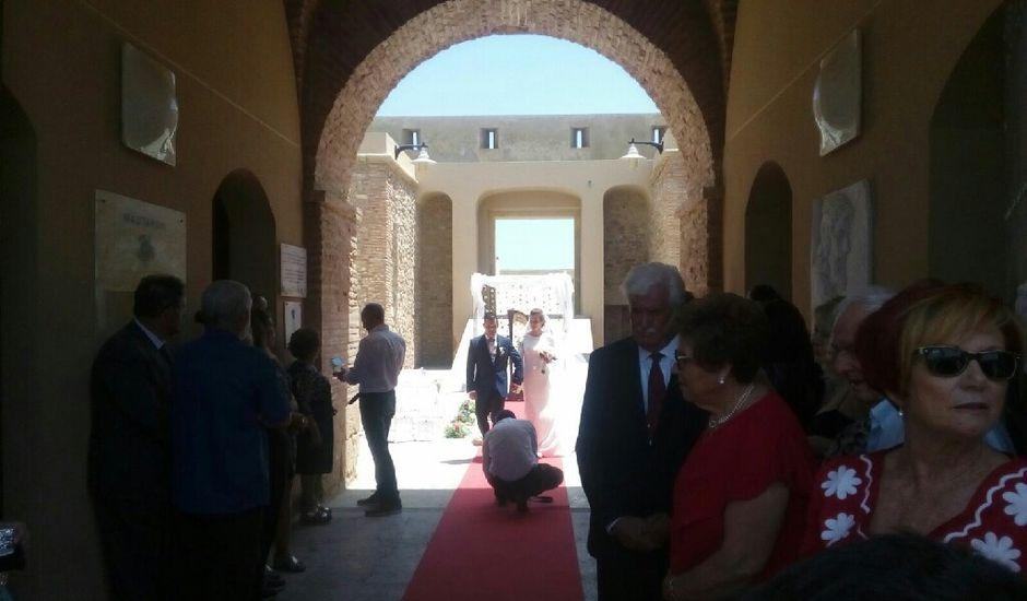 La boda de Pedro y Bea en Garrucha, Almería