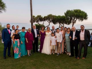 La boda de Rocío  y Jose luis  3