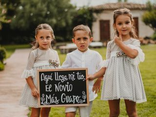 La boda de Geno  y Álvaro 2