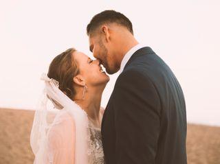 La boda de Alona y Moisés