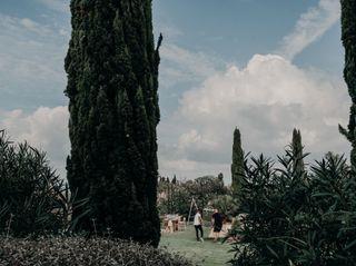 La boda de Rochelle y Adam 3