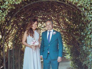 La boda de Anne y Quique 1