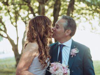 La boda de Anne y Quique