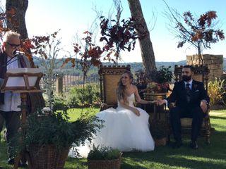 La boda de Raquel y Enric