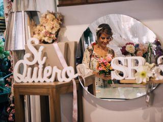La boda de Vega y Rubén 1