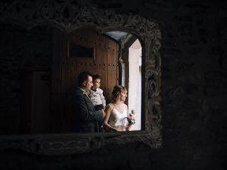 La boda de Alba Romea y Antonio