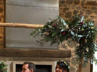La boda de Monica  y Alberto  2