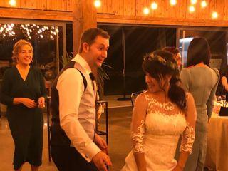 La boda de Monica  y Alberto  3