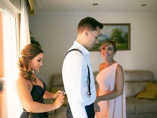 La boda de Alba y Cristian 1