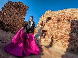 La boda de Zoraida y Héctor