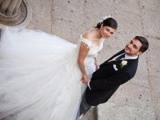 La boda de Natalina y Ernesto
