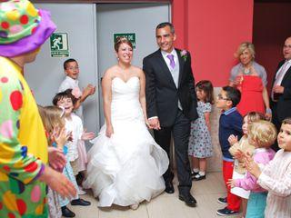 La boda de Antonio y Maria del Mar 1