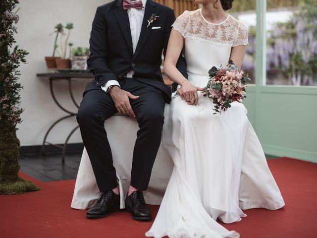 La boda de Daniel y Patrcia en Torrelodones, Madrid 1