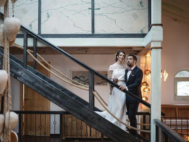 La boda de Daniel y Patrcia en Torrelodones, Madrid 2