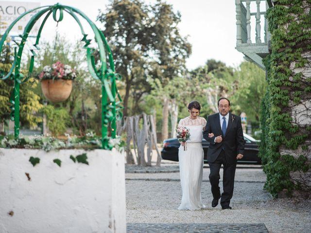 La boda de Daniel y Patrcia en Torrelodones, Madrid 5
