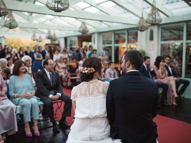 La boda de Daniel y Patrcia en Torrelodones, Madrid 6