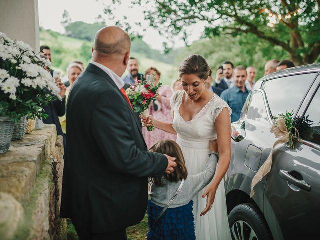 La boda de Miguel y Susana en Cenera, Asturias 28