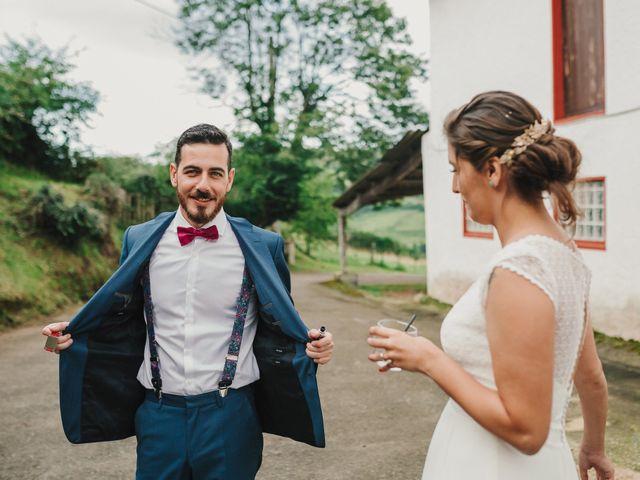 La boda de Miguel y Susana en Cenera, Asturias 1