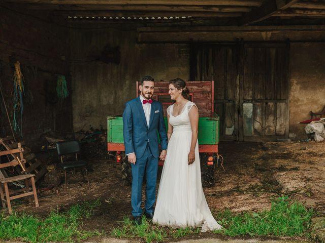 La boda de Miguel y Susana en Cenera, Asturias 2