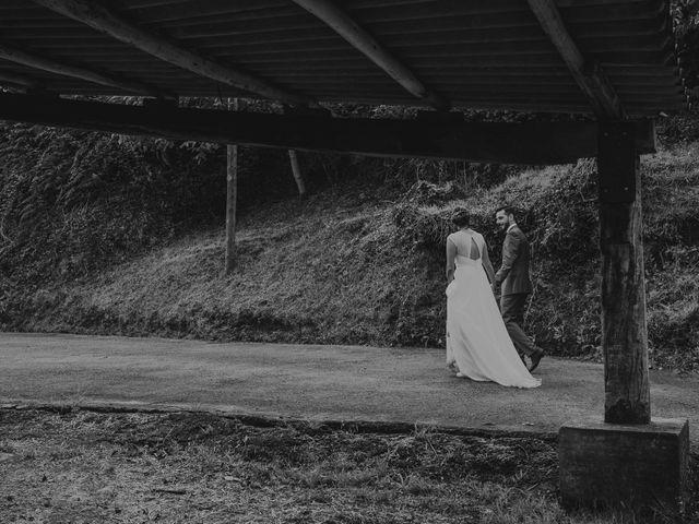 La boda de Miguel y Susana en Cenera, Asturias 60