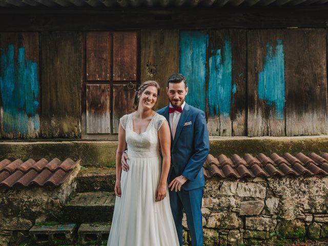 La boda de Miguel y Susana en Cenera, Asturias 62
