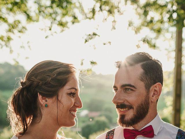 La boda de Miguel y Susana en Cenera, Asturias 72