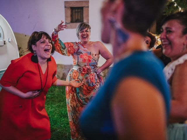 La boda de Miguel y Susana en Cenera, Asturias 94