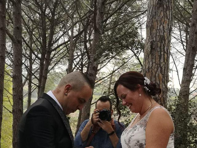 La boda de Dani  y Andrea  en L' Albiol, Tarragona 2