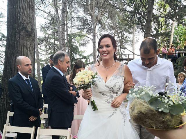 La boda de Dani  y Andrea  en L' Albiol, Tarragona 6