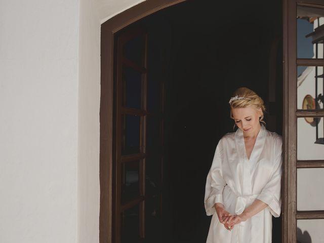 La boda de Mike y Janine en La Joya Nogales, Málaga 2