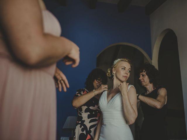 La boda de Mike y Janine en La Joya Nogales, Málaga 7