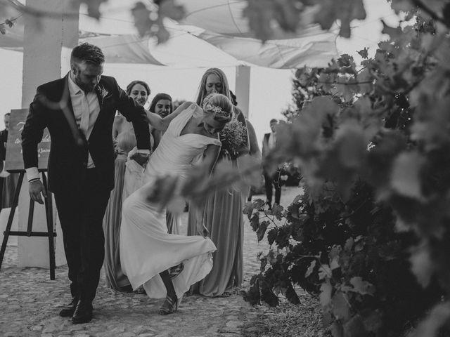 La boda de Mike y Janine en La Joya Nogales, Málaga 9