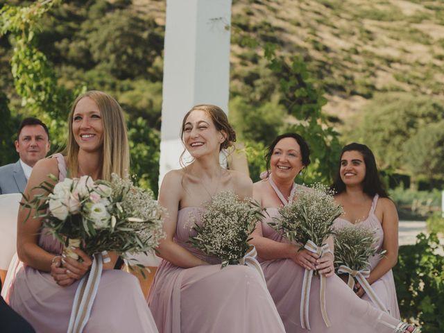 La boda de Mike y Janine en La Joya Nogales, Málaga 10
