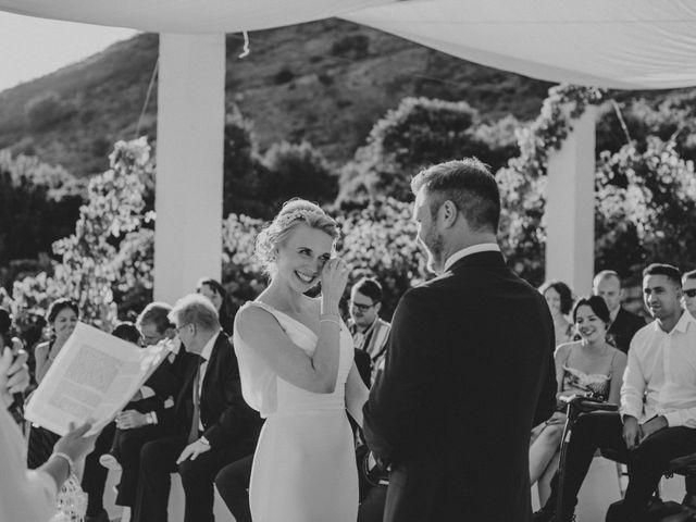 La boda de Mike y Janine en La Joya Nogales, Málaga 12