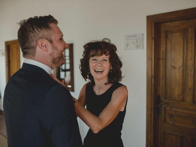 La boda de Mike y Janine en La Joya Nogales, Málaga 17
