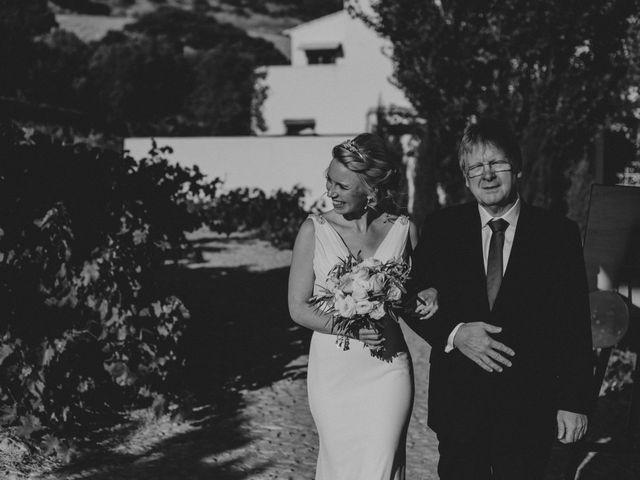 La boda de Mike y Janine en La Joya Nogales, Málaga 21