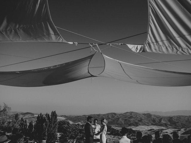 La boda de Mike y Janine en La Joya Nogales, Málaga 22