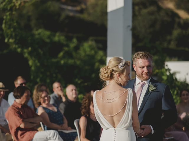 La boda de Mike y Janine en La Joya Nogales, Málaga 27
