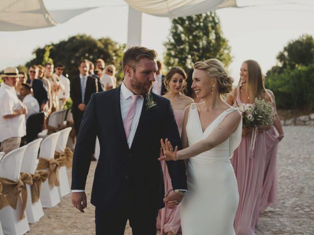 La boda de Mike y Janine en La Joya Nogales, Málaga 31