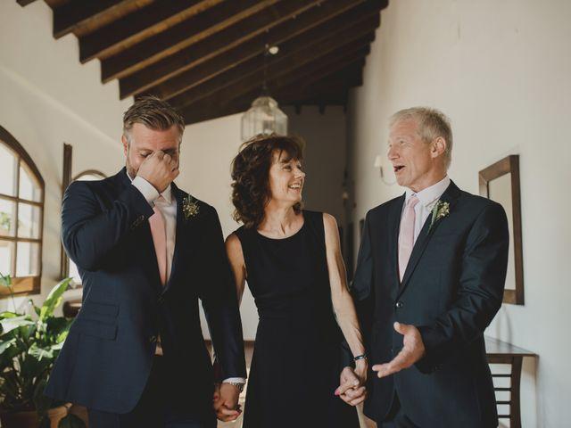 La boda de Mike y Janine en La Joya Nogales, Málaga 33