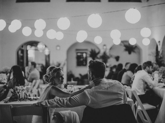 La boda de Janine y Mike
