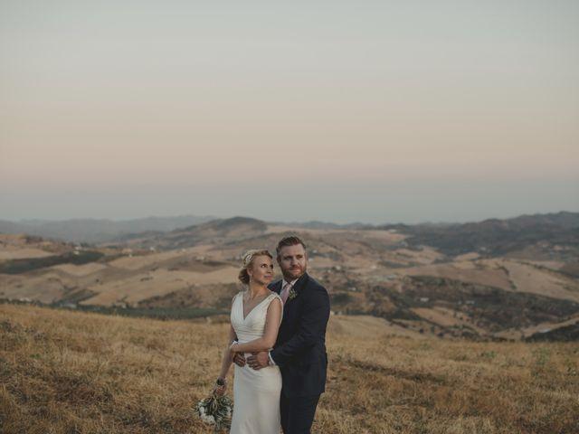 La boda de Mike y Janine en La Joya Nogales, Málaga 42