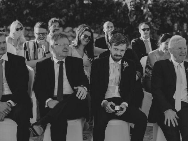 La boda de Mike y Janine en La Joya Nogales, Málaga 44