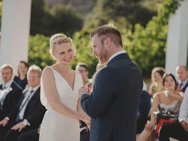 La boda de Mike y Janine en La Joya Nogales, Málaga 45